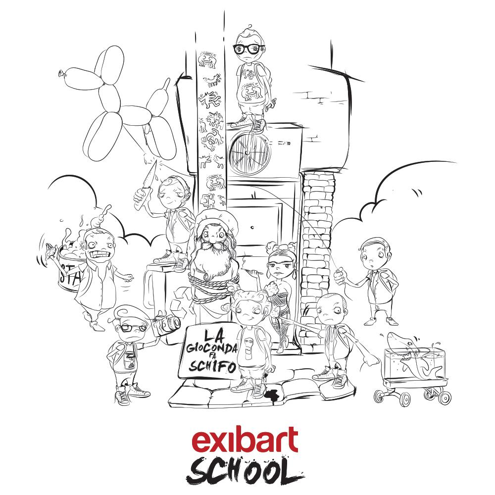 fabio-bevilacqua-exibart-school